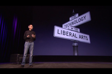 The intersection between Technology and Liberal Arts